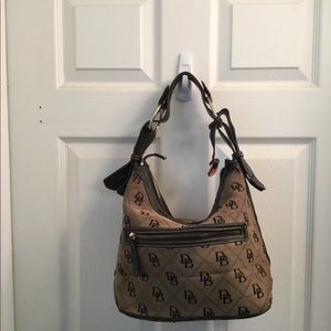 Brown Dooney & Bourke purse